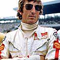 Jochen rindt. champion de f1 à titre posthume.