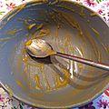 Purée de céleri et jambon (à partir de 6 mois)