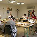 56- Stage de tapisserie aux petits-points