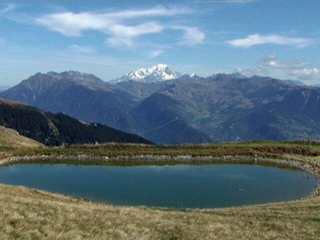 Lac d'Arpettaz