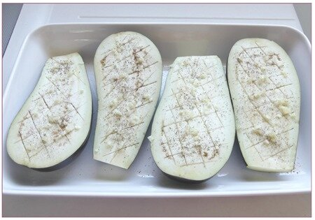 aubergines gratinées au fromage2