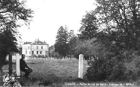 LIESSIES-Château de l'Abbaye