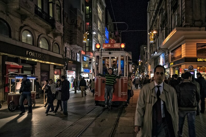 Taksim-before-then-Istanbul-2010