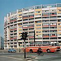 Leninplatz, East Berlin, 1976 (via PaulaSKirby)
