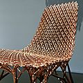 chaise cuivre - impresion 3D - V3
