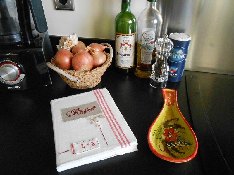 cahier recettes 2