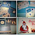 Coffret cartes de noel
