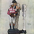 norman rockwell