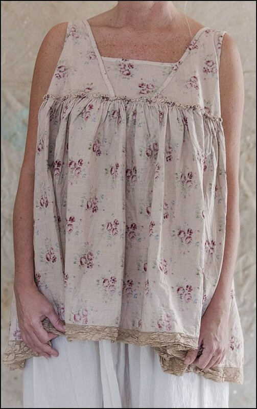 Lilou A-line Floral Tank 174 Wine Rose .01.jpg