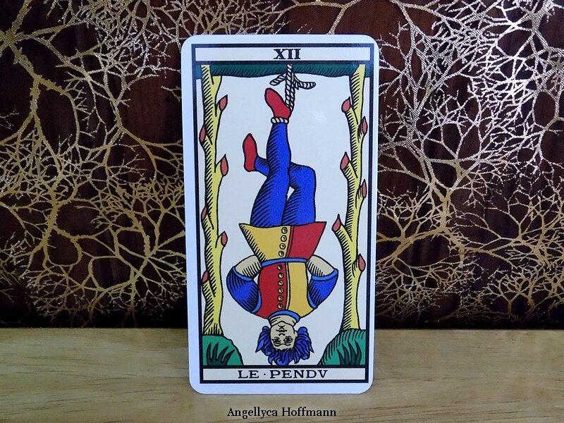 L'arcane le Pendu - Blog Ésotérique Samhain Sabbath