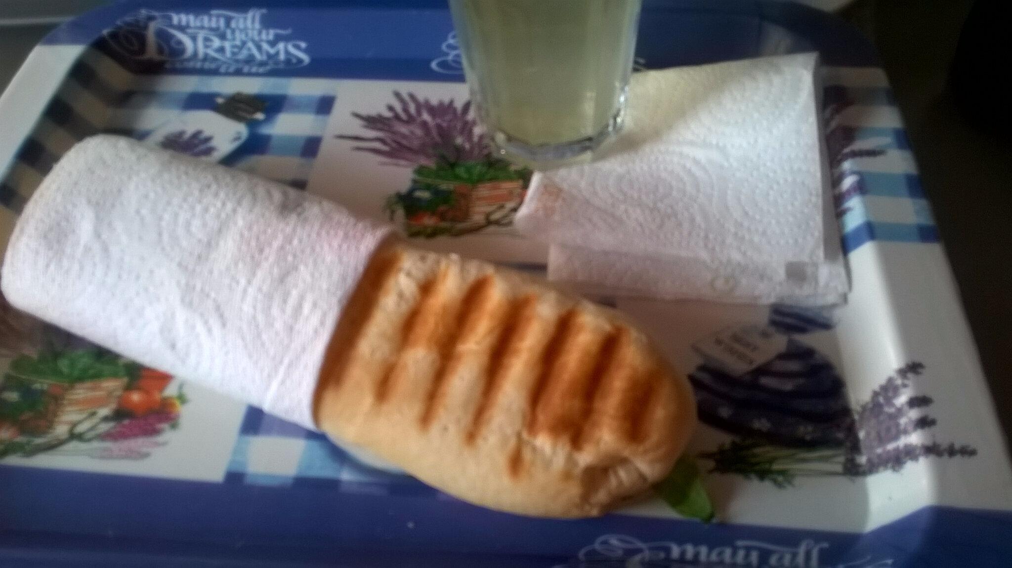Pain panini
