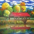 Une peinture pour ma mère