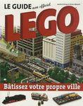 Le guide non officiel Lego couv
