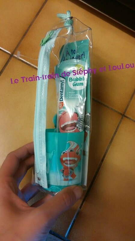 brosse a dent loulou