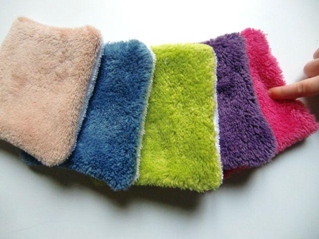 Lingettes colors
