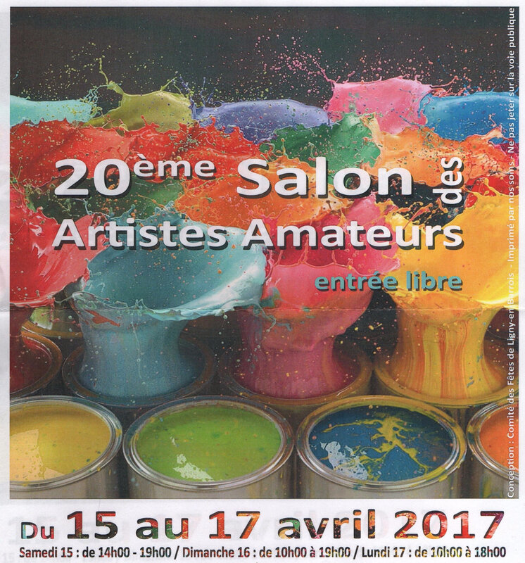 Salon des Artistes Amateurs - Lingy en Barrois