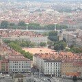 General view of Lyon Down town