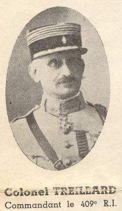 Colonel Ernest TREILLARD
