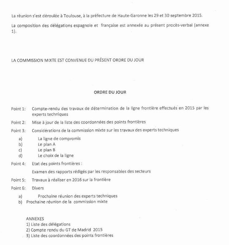 pvcommissionmixtefranco-espagnole 29 et 30 septembre 2015 b