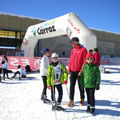 Finale nationale Nordic Skier Cross ESF 19/20 mars 2011 Les Carr