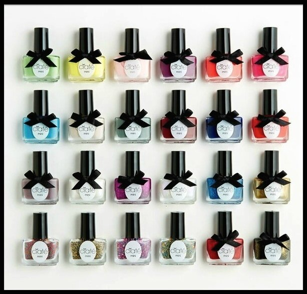 calendrier de l avent kit de 24 vernis ongles mini mani manor ciat le blog de moon. Black Bedroom Furniture Sets. Home Design Ideas