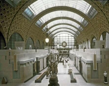 Musée d'Orsay - La nef