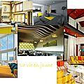 Place au jaune dans nos intérieurs