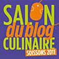 Salon du blog culinaire de Soissons 2011