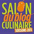 Salon du blog culinaire de Soissons 2011