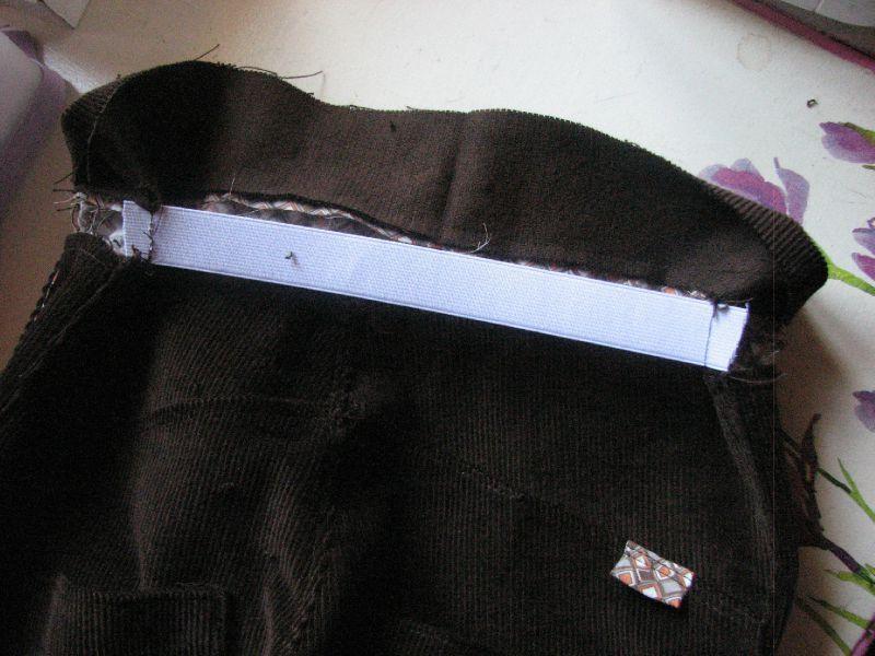 comment coudre du tissus elastique