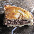 Gâteau basque au chocolat