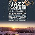 Le 1er festival de jazz à luchon