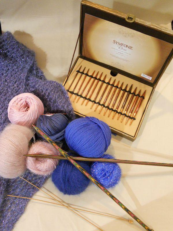Kit de tricoteuse!