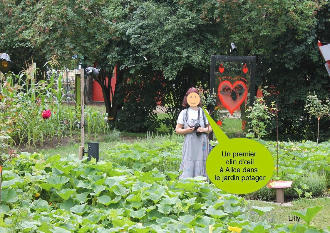 Le jardin potager wesserling en alsace dans ma bonjotte for Le jardin des merveilles streaming