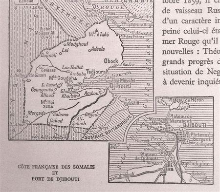 Somalis et Djibouti