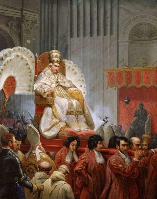 Le pape Pie VIII