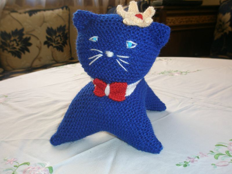 tuto tricot chat
