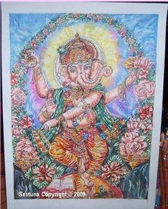 divinité elephant