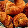 Croissants et pains au chocolat selon richard bertinet