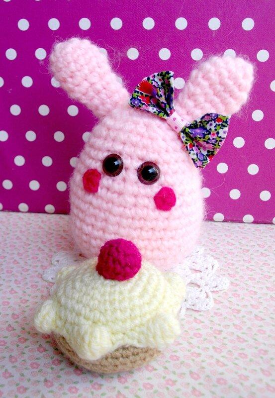 cupcake-crochet-lapin-diy-pâques