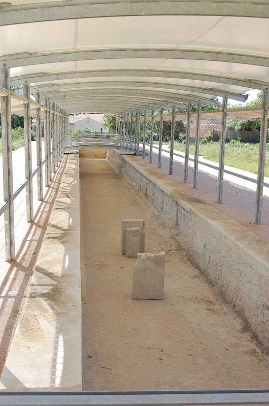 Le jardin romain de caumont sur durance nos passions - Jardin romain caumont sur durance ...