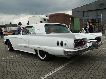 FORD Thunderbird Hardtop Coupe 1960 Motoren und Power Lahr 2010 2