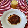 Pancake au thermomix