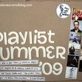 Playlist summer 09