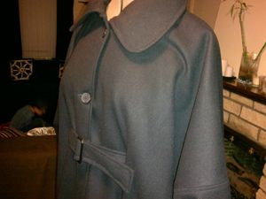 manteau cape detail 2
