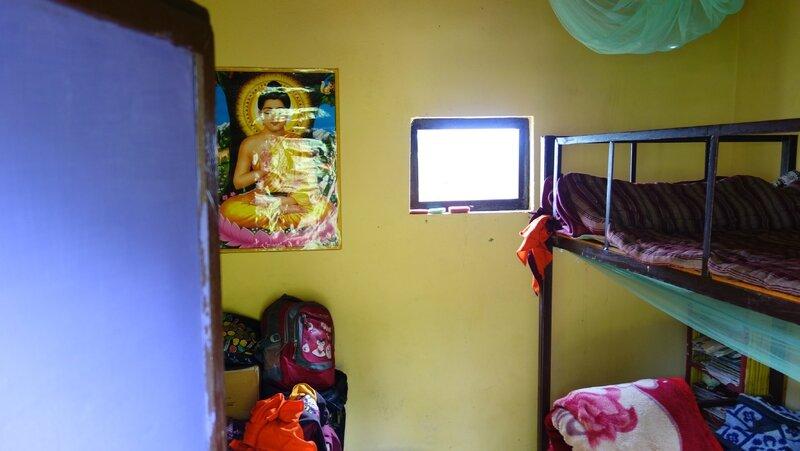 Newarpani-orphelinat bouddhiste(Lezarts.info)