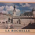 La Rochelle - L'hotel de ville datée 1989
