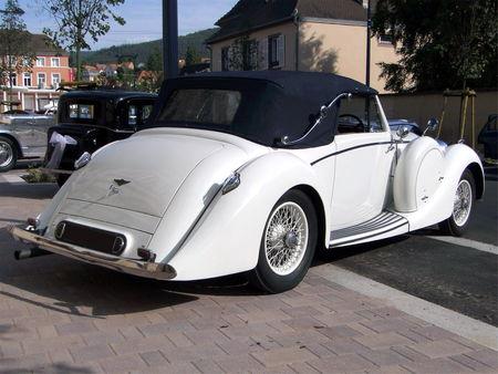 LAGONDA LG6 Drophead Cabriolet 1939 6