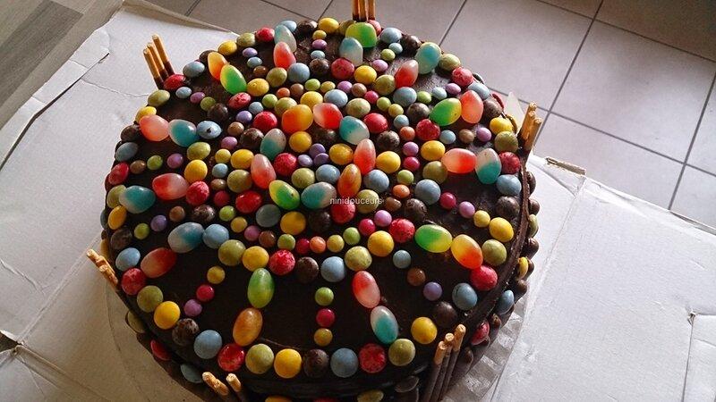 Préférence Gâteau Pinata - Les p'tites douceurs de Nini TB28