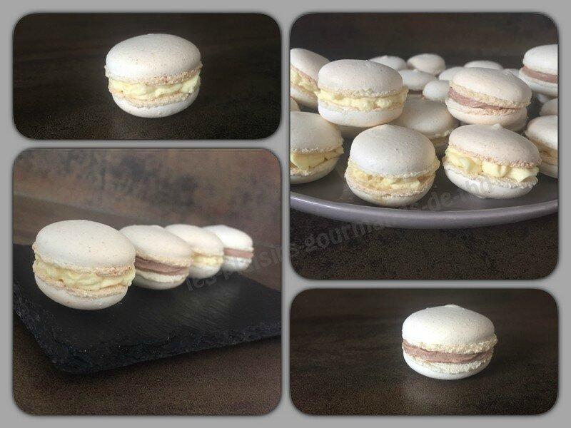 Macarons 17 mai
